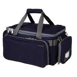 Mallette MEDIC ELITE BAGS Bleu (Chariot en option)