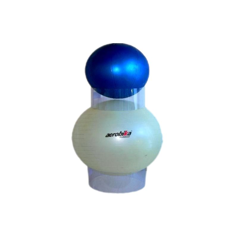 Empile Ballon Rigide PVC, le lot de 3