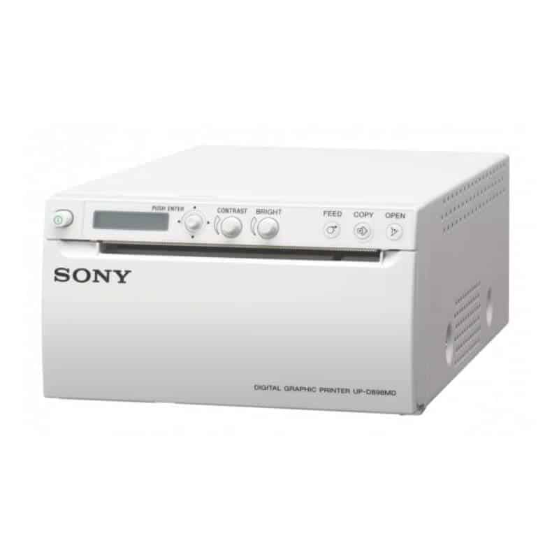 Imprimante SONY UP-x898MD Noir et Blanc