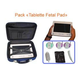 Tablette monito Fetal Pad